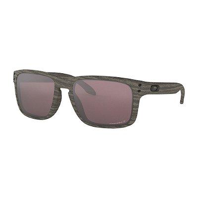Óculos de Sol Oakley Holbrook Woodgrain W/ Prizm Daily Polarized