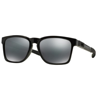 Óculos de Sol Oakley Catalyst Polished Black W/ Black Iridium