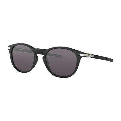 Óculos de Sol Oakley Pitchman R Satin Black W/ Prizm Grey