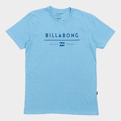 Camiseta Billabong Originals Basic Azul
