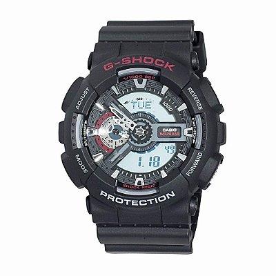 Relógio G-Shock GA-110-1ADR Preto