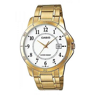 Relógio Casio LTP-V004G-7BUDF Dourado