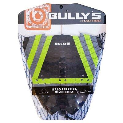 Deck Bullys Italo Ferreira Pro Model Verde/Cinza