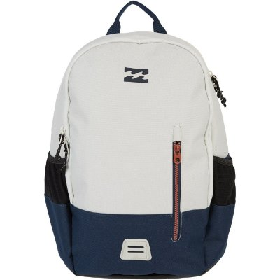 Mochila Billabong Command Lite Off White/Azul