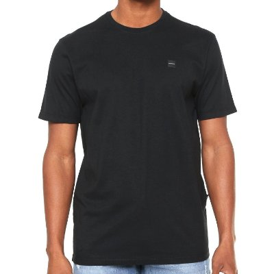Camiseta Oakley Patch 2.0 Preta