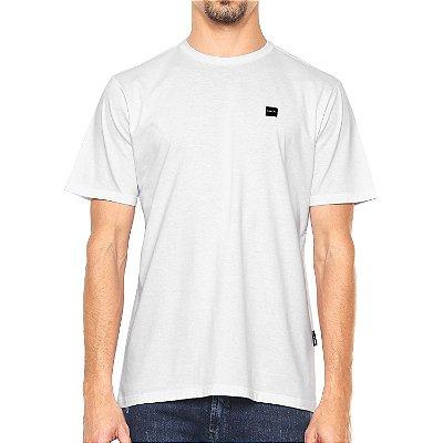 Camiseta Oakley Patch 2.0 Branca