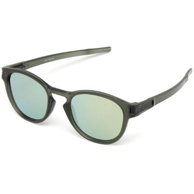 Óculos de Sol Oakley Latch Matte Olive Ink W/ Emerald Iridium