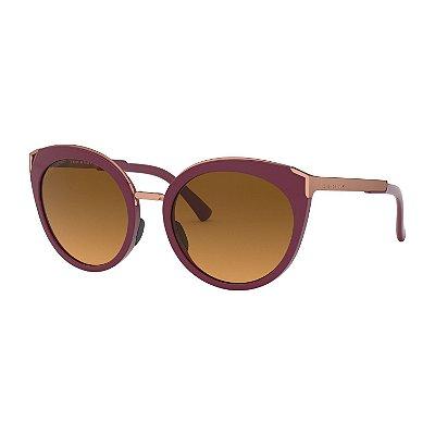 Óculos de Sol Oakley Top Knot Vampirella W/ Brown Gradient Polarized