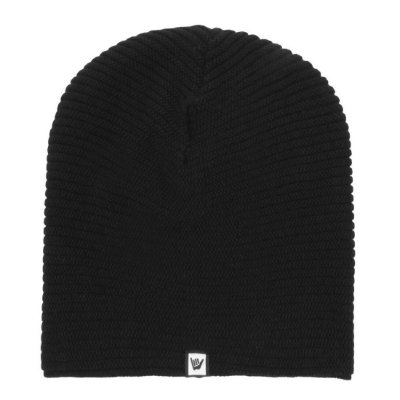Gorro Hang Loose Cape Preto