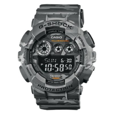 Relógio G-Shock GD-120CM-8DR Cinza