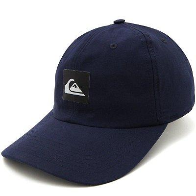 Boné Quiksilver Micro Transfer Azul Marinho