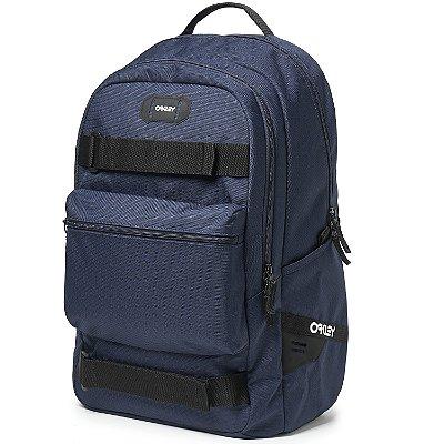 Mochila Oakley Street Skate Backpack Azul Marinho