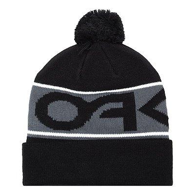 Gorro Oakley Factory Cuff Beanie Preto