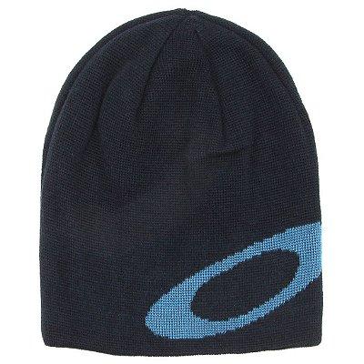 Gorro Oakley Beanie Ellipse Azul Marinho
