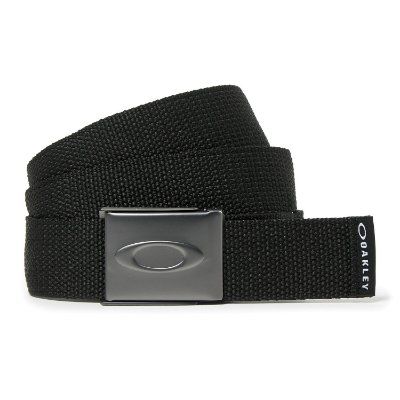 Cinto Oakley Ellipse Web Belt Preto