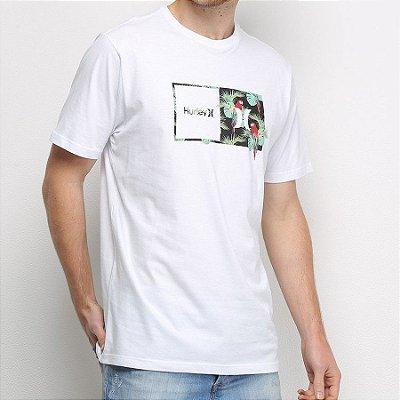 Camiseta Hurley Silk Sierra Branca