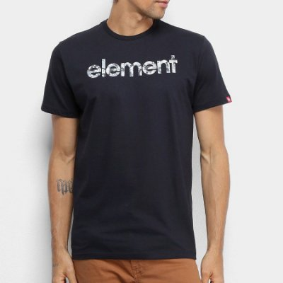 Camiseta Element Verse Preta