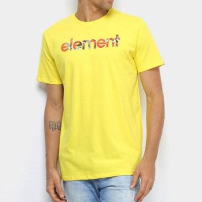 Camiseta Element Verse Amarela