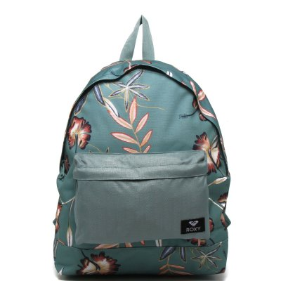 Mochila Roxy Be Young Mix Verde