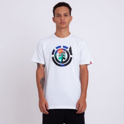 Camiseta Element Moon Icon Branca