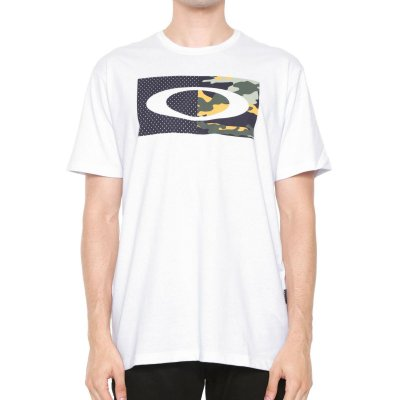 Camiseta Oakley Shared Branca