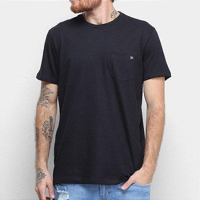 Camiseta Billabong Simple Basic Preta