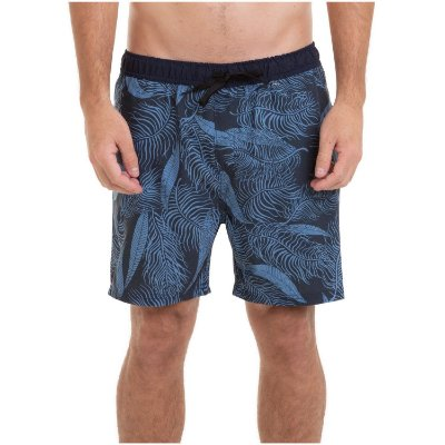 Bermuda Quiksilver Boardshort Pack Volley 18 Azul