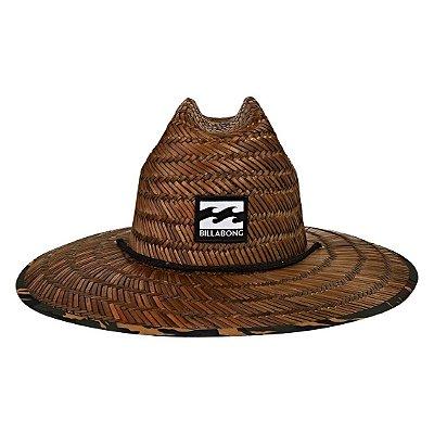 Chapéu de Palha Billabong Tides Print Camuflado