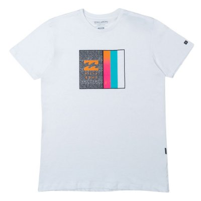 Camiseta Billabong Dbah Branca