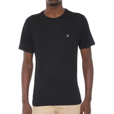 Camiseta Hurley Silk Icon Preta