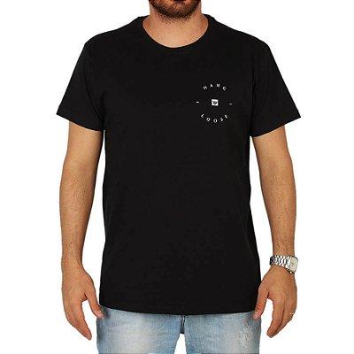 Camiseta Hang Loose Silk Balance Preta
