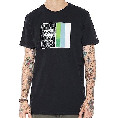 Camiseta Billabong Dbah Preta