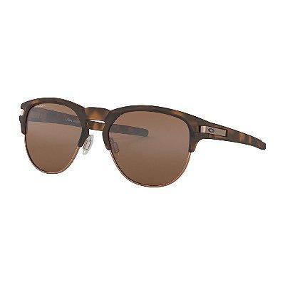 Óculos de Sol Oakley Latch Key Matte Brown Tortoise W/ Prizm Tungsten