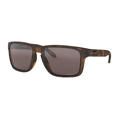 Óculos de Sol Oakley Holbrook XL Matte Brown Tortoise W/ Prizm Black