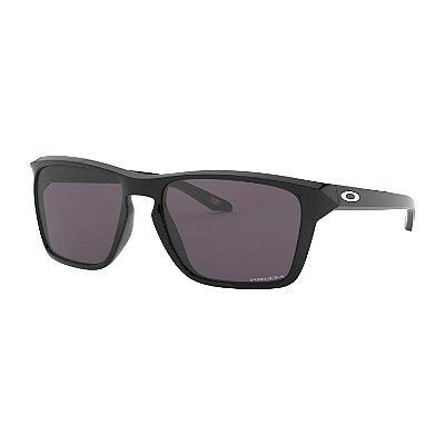 Óculos de Sol Oakley Sylas Polished Black W/ Prizm Grey
