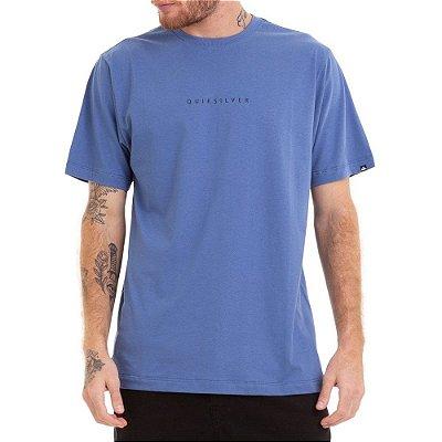 Camiseta Quiksilver Night Tract Azul