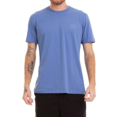 Camiseta Quiksilver Patch This Up Azul