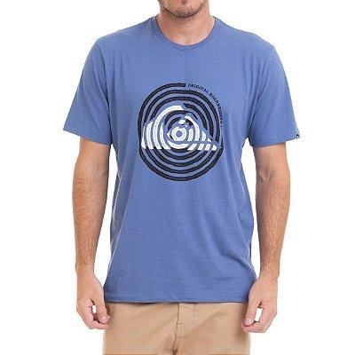 Camiseta Quiksilver Energy Groove Azul