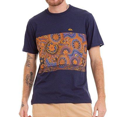 Camiseta Quiksilver Dreamer Azul Marinho