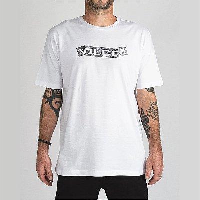 Camiseta Volcom Silk Fooled Branca