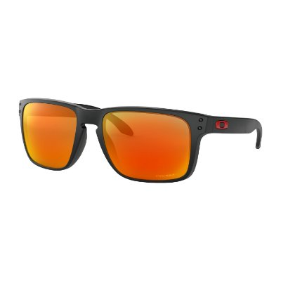 Óculos de Sol Oakley Holbrook XL Matte Black W/ Prizm Ruby