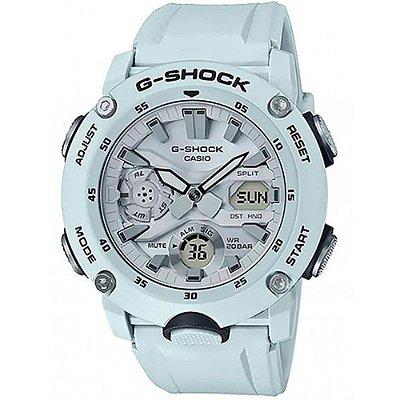 Relógio G-Shock GA-2000S-7ADR Branco