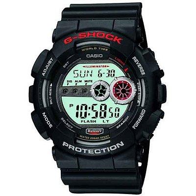 Relógio G-Shock GD-100-1ADR Preto