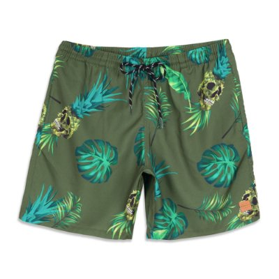 Shorts Oakley Tropical Trunk Verde
