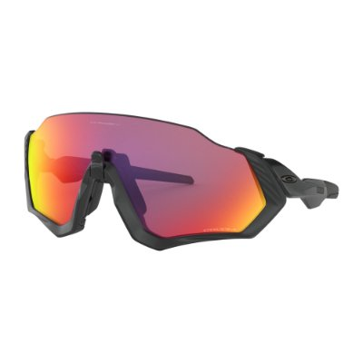Óculos de Sol Oakley Flight Jacket Matte Black W/ Prizm Road