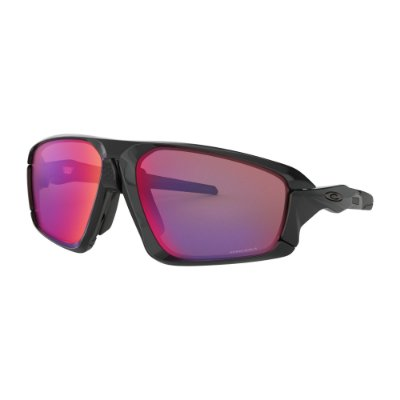 Óculos de Sol Oakley Field Jacket Polished Black W/ Prizm Road
