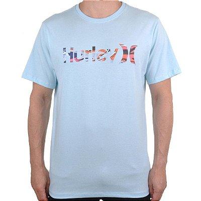 Camiseta Hurley Silk O&O Voodoo Azul