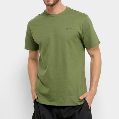 Camiseta Oakley Icon Verde