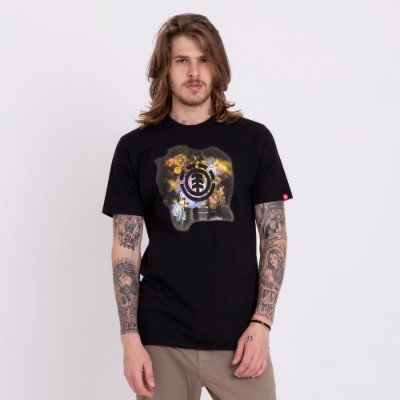 Camiseta Element Mic Preta