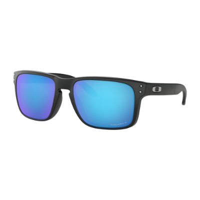 Óculos de Sol Oakley Holbrook Matte Black W/ Prizm Sapphire Polarized